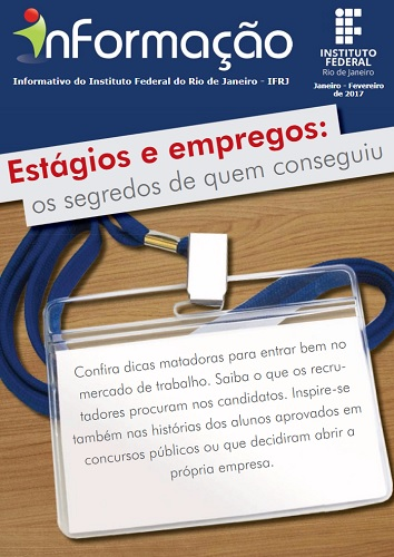 Capa da Revista InFormação nº 12