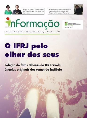 Capa da Revista InFormação nº 2