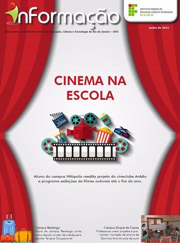 Capa da Revista InFormação nº 6
