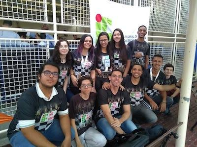 Equipe de xadrez do IFRJ