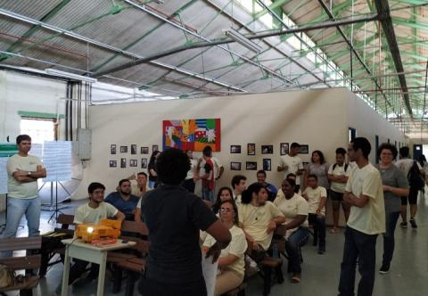 campus Paracambi lotado em evento do programa Residência Pedagógica